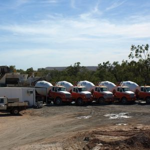 McArthur River Mine Concrete Supply