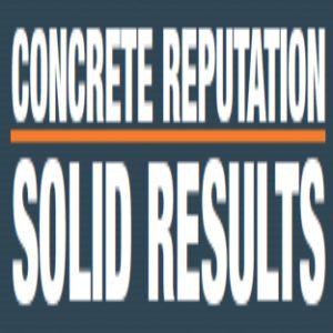 Concrete reputation solid results